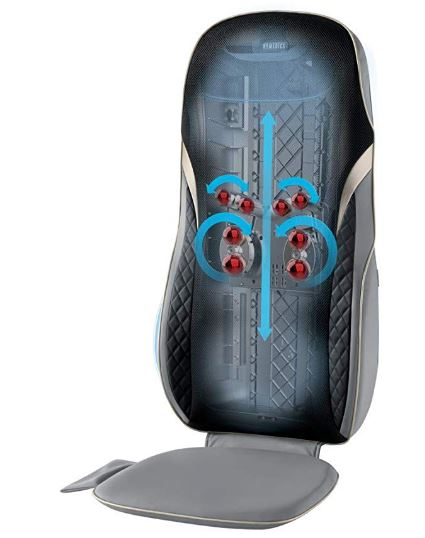 HoMedics, Shiatsu XL Massage Cushion